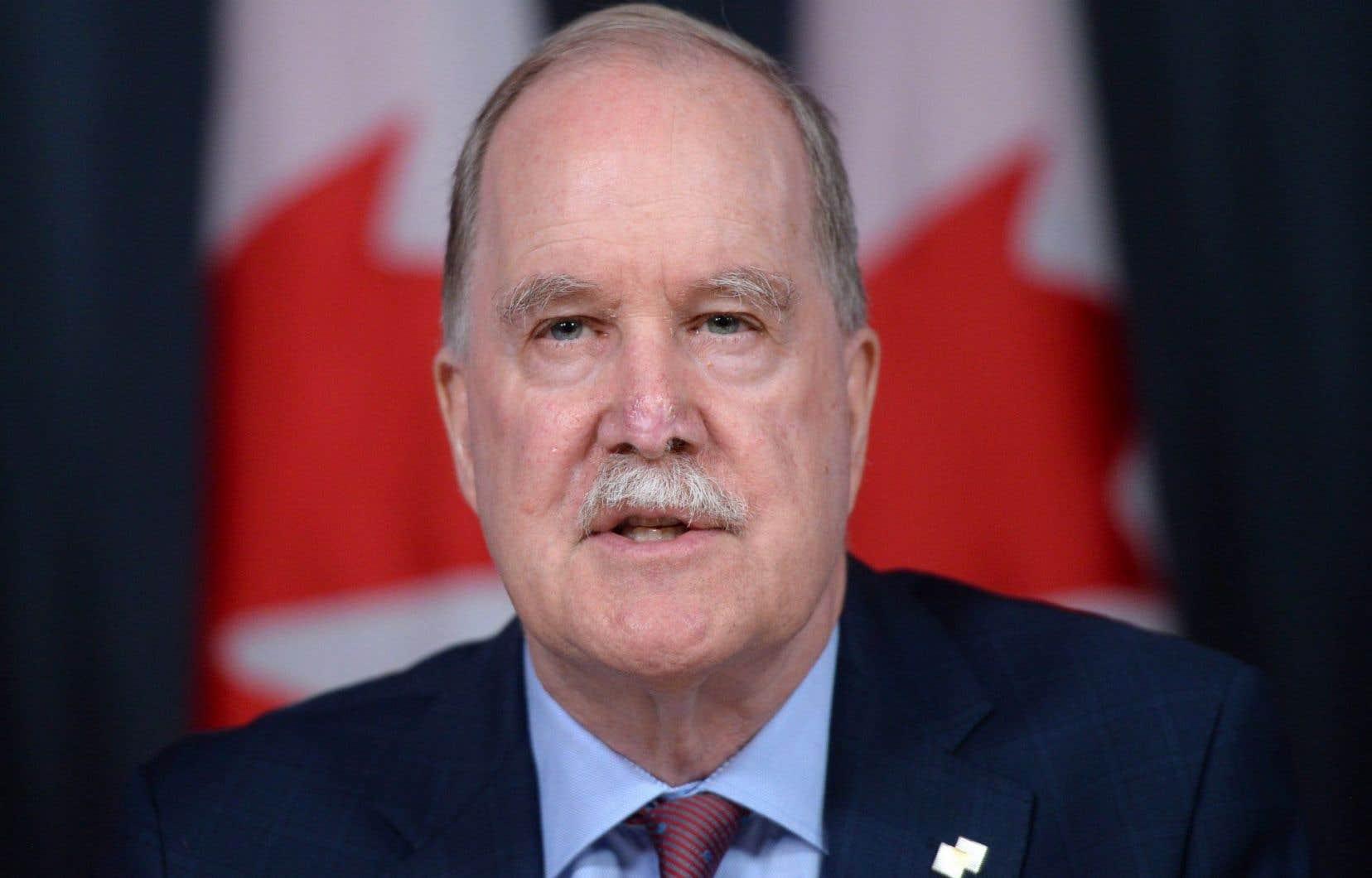 Le commissaire Graham Fraser signale, dans son dernier rapport, que Parcs Canada peine déjà à offrir des services bilingues à travers le pays.
