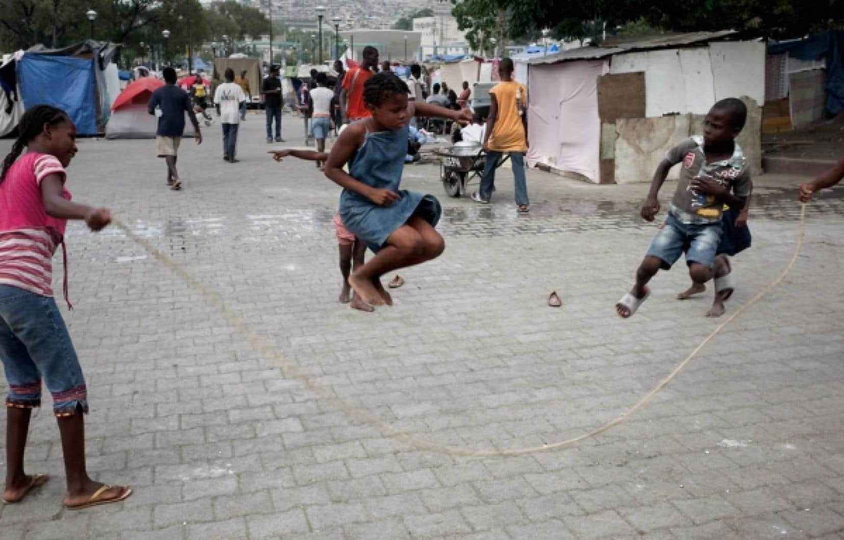 Le Québec est une des seules administrations au monde à avoir assoupli ses règles d'immigration pour faciliter la réunification des familles haïtiennes touchées par le tremblement de terre.