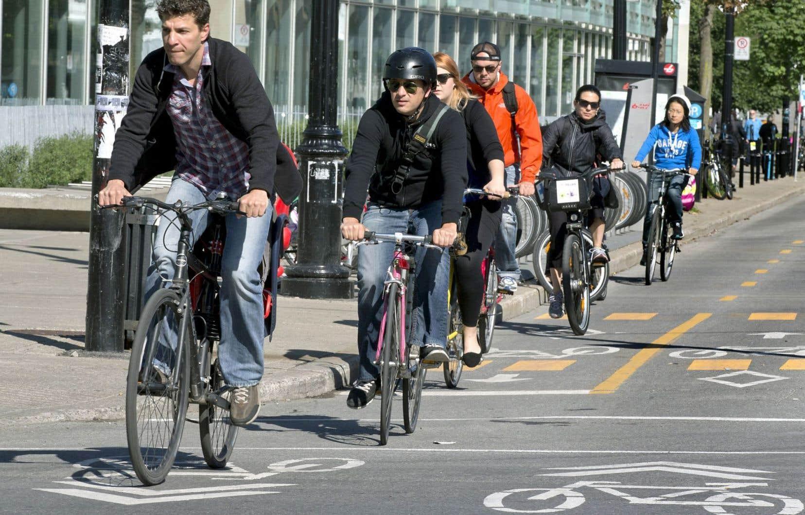 La majorité des gens qui pourraient se déplacer à vélo le boudent, souvent pour des prétextes mal fondés.