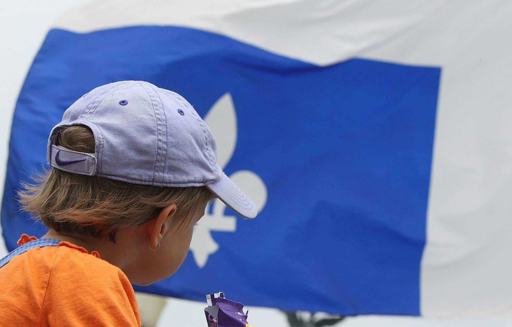 L'absence de porte-parole indépendantiste au sein de la communauté anglophone explique en partie le minime appui anglophone au projet de Pays du Québec, selon Jennifer Drouin.