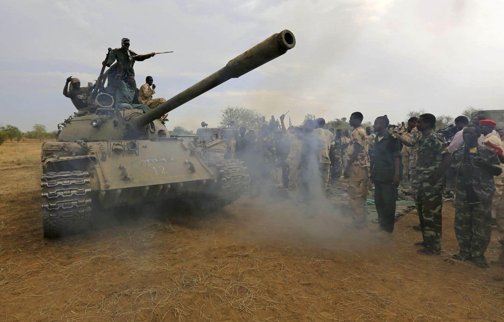 Amnesty International a accusé jeudi les forces gouvernementales soudanaises d'avoir procédé cette année à plusieurs attaques chimiques qui ont tué des civils dans l'ouest du pays.