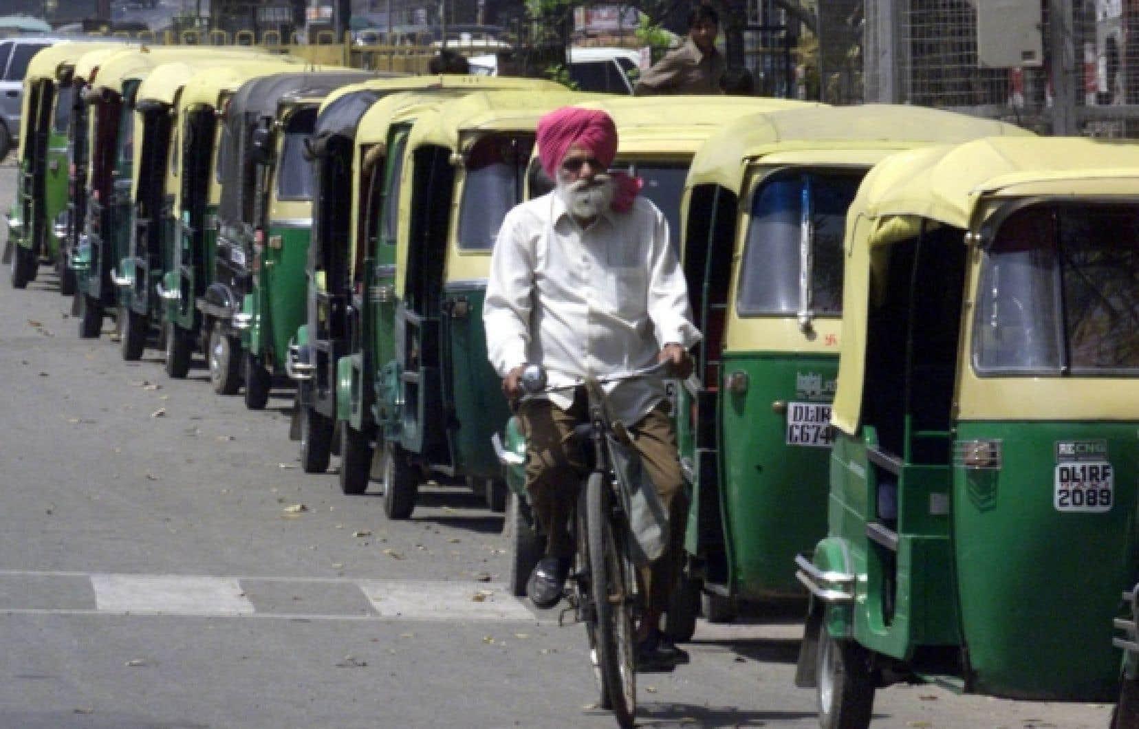 Le Sommet sur le développement durable de Delhi se veut une espèce de Davos environnemental.