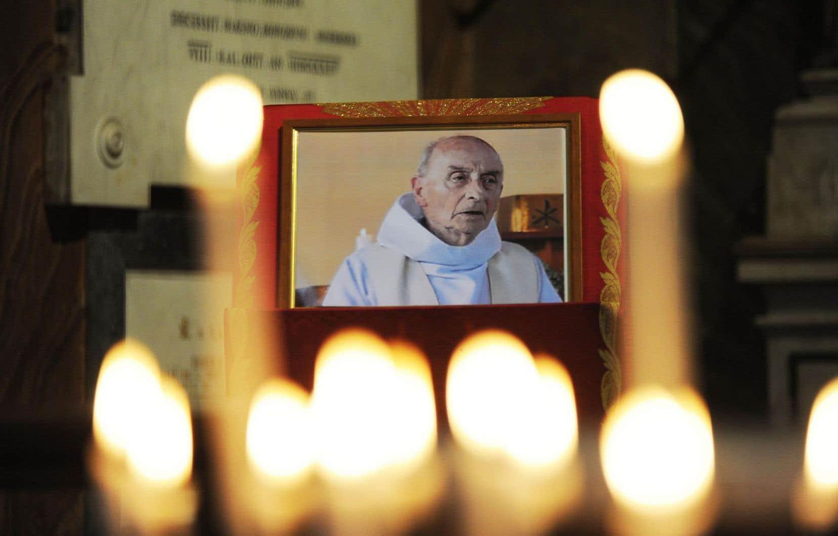 Jacques Hamel, le prêtre égorgé par deux jeunes djihadistes en juillet dans le nord-ouest de la France