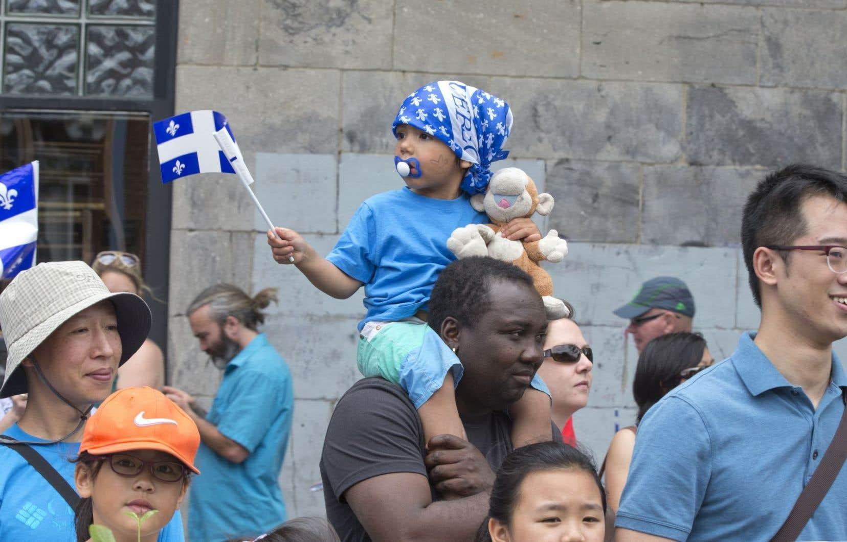 Le nationalisme québécois, jadis si ouvert et si riche, semble s'effriter, estiment les auteurs.