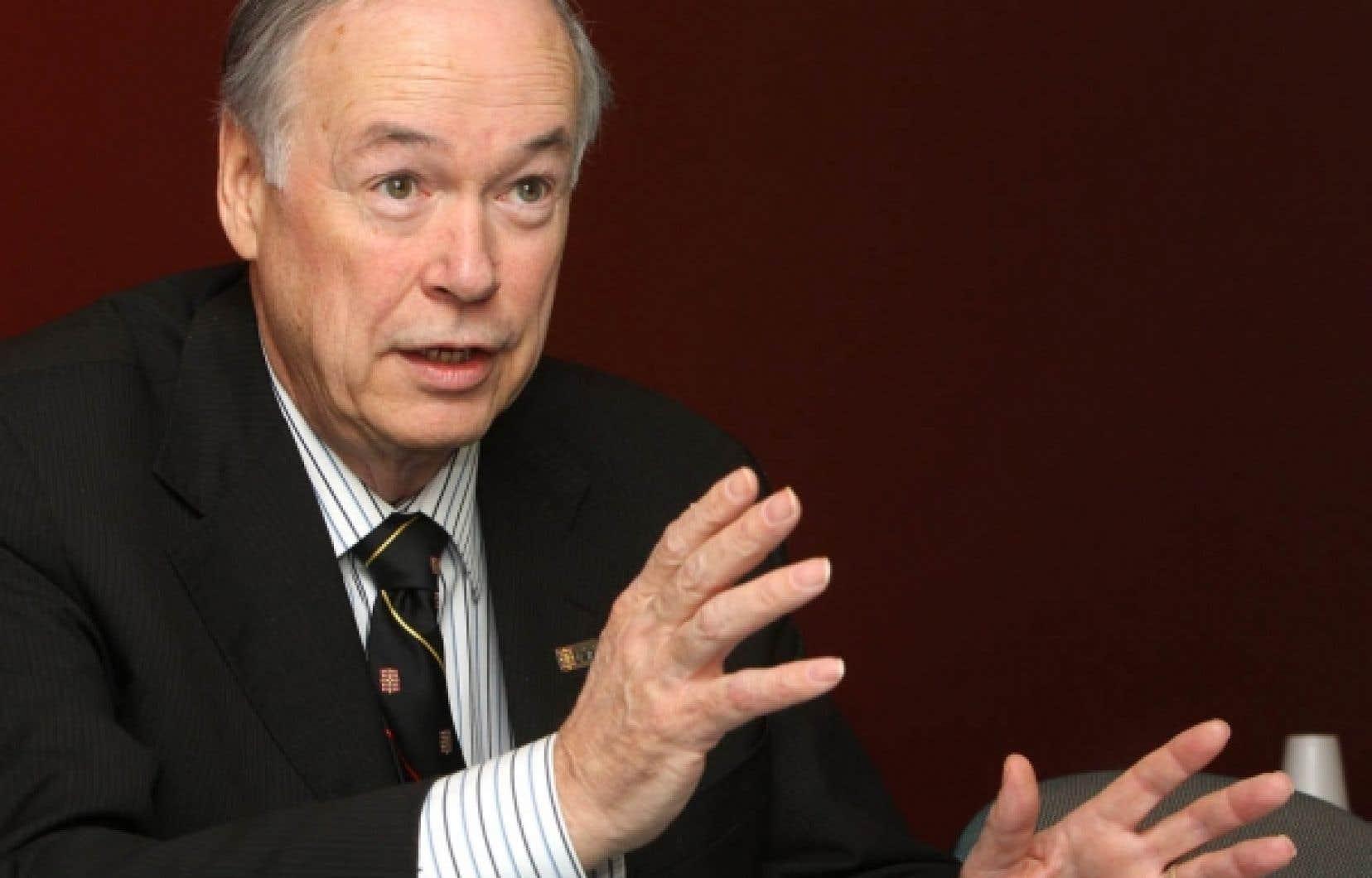 Selon le recteur de l'Université Laval, Denis Brière, non seulement l'augmentation des droits apparaît inévitable, mais elle serait certainement bien accueillie par les étudiants.