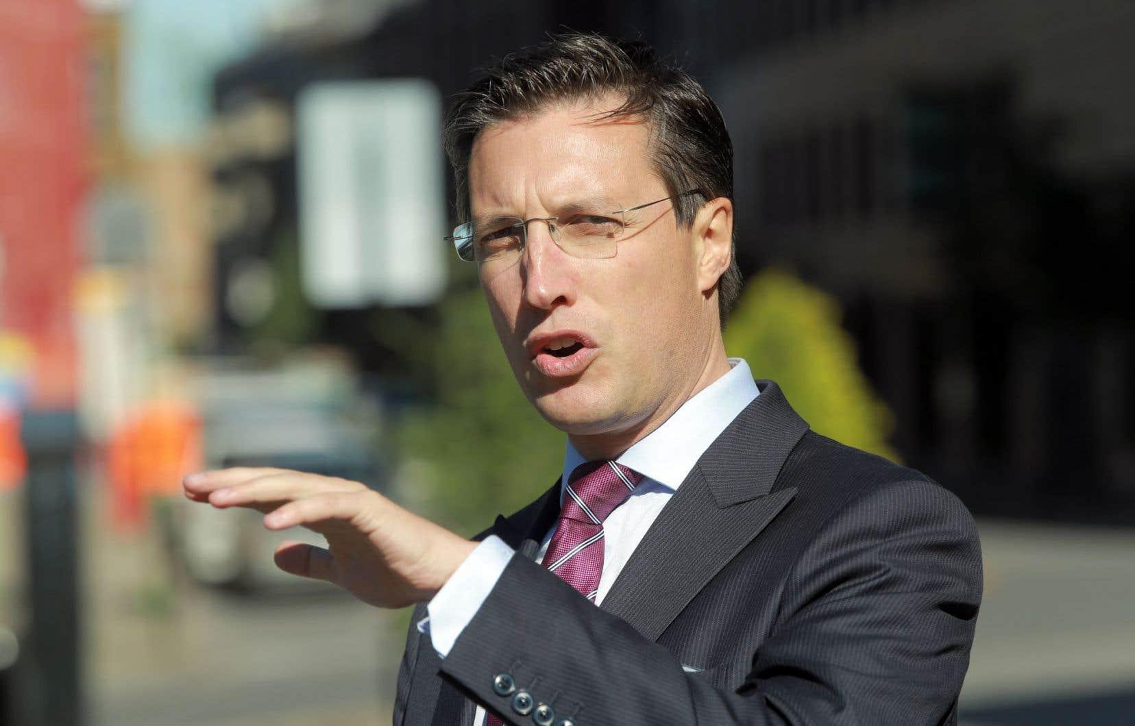 Conseiller municipal de Rosemont-La Petite-Patrie, Guillaume Lavoie est notamment porte-parole de l'Opposition officielle en matière de finances, de relations gouvernementales et de relations internationales.