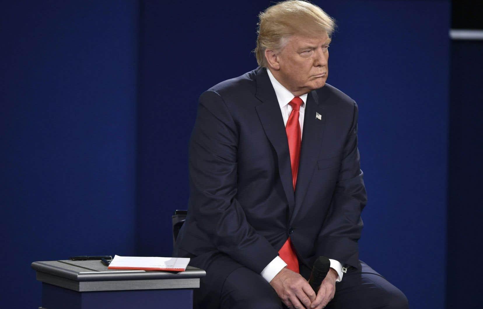 Lors du débat de dimanche soir, Donald Trump a fourni de nombreuses citations chocs, tels ses bons mots pour la Russie, que le clan Clinton s'est empressé de reprendre dans de nouvelles publicités.
