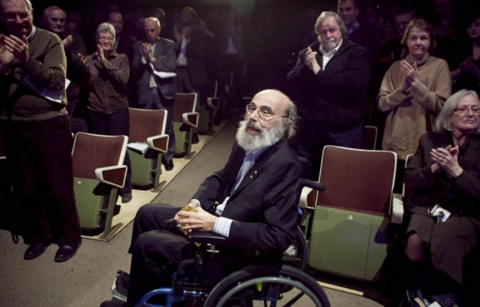 Le prolifique compositeur québécois Jacques Hétu s'est éteint mardi à l'âge de 71 ans. Il avait reçu le prix Hommage lors du gala des prix Opus, le 31 janvier dernier.