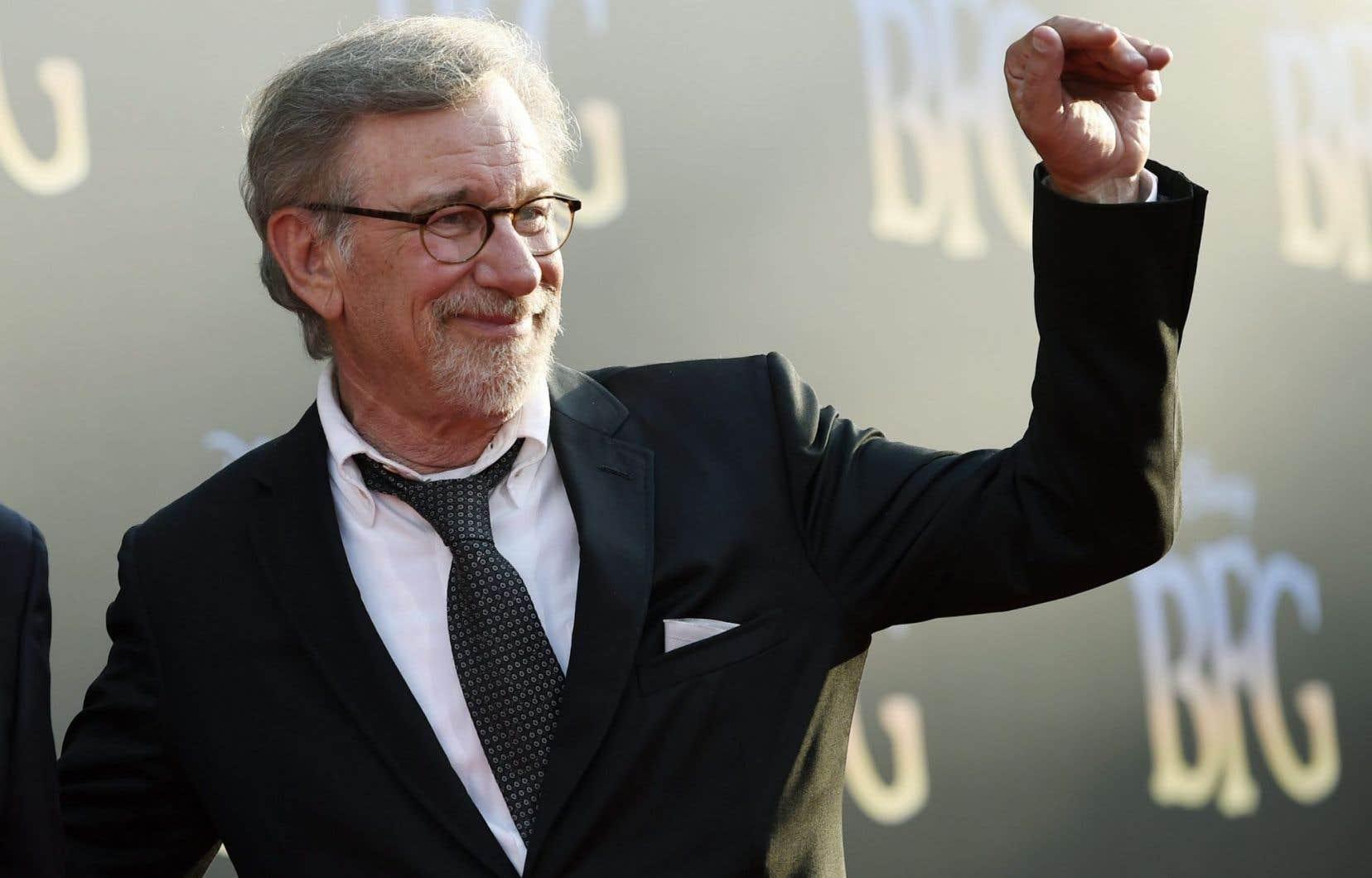 « Nous allons pouvoir apporter davantage de Chine aux États-Unis, et davantage d'États-Unis en Chine », s'est réjoui M. Spielberg.
