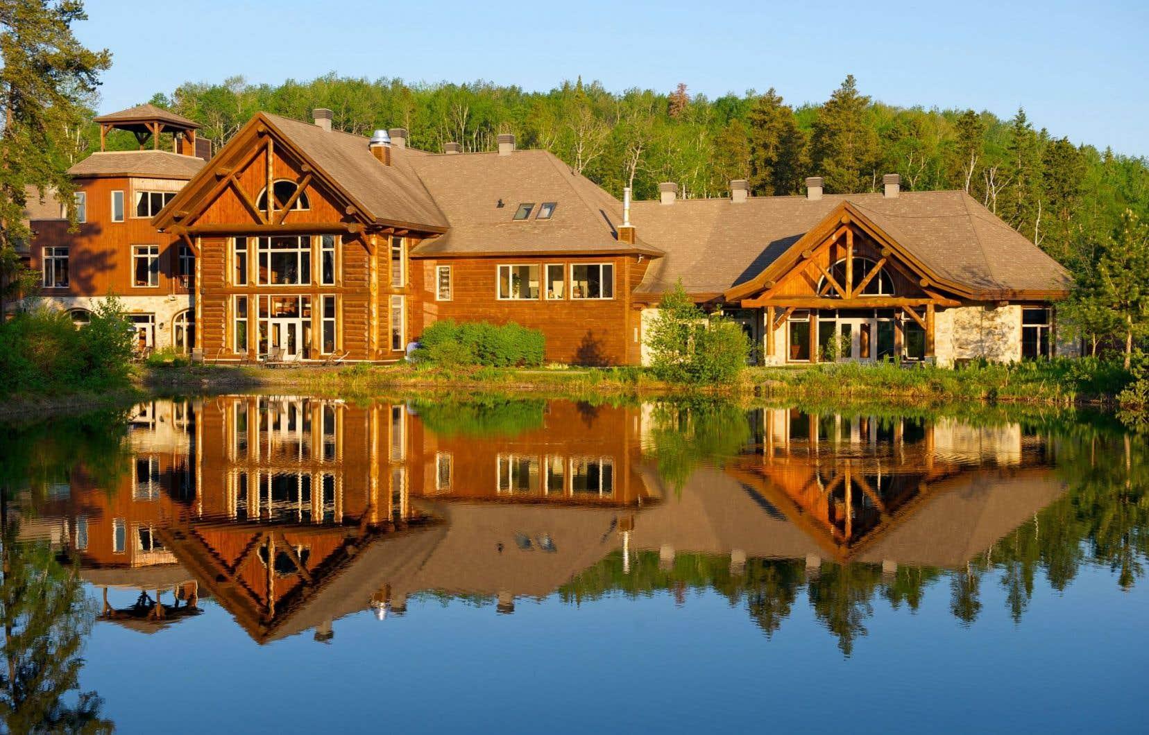 L'Auberge du Lac Taureau fait partie des auberges qui ont reçu la nouvelle certification.