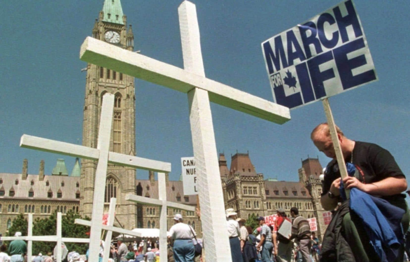 Manifestation pro-vie