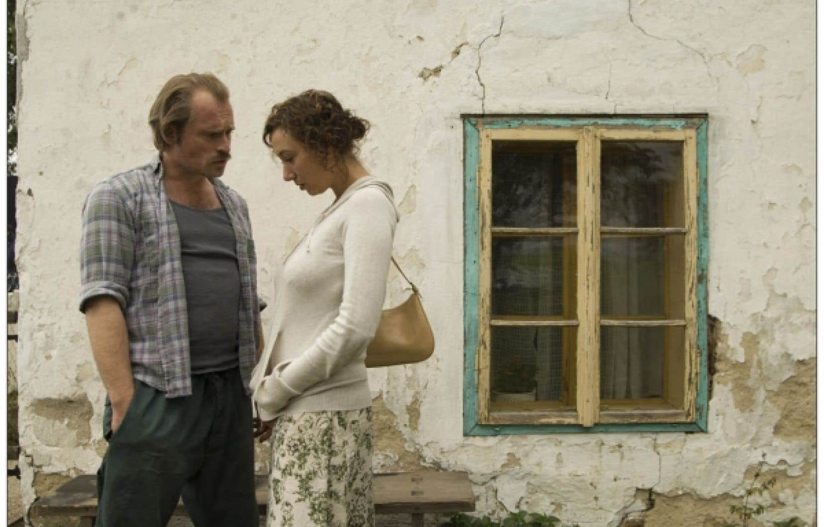 Johannes Krisch et Ursula Strauss dans Revanche, de Götz Spielmann