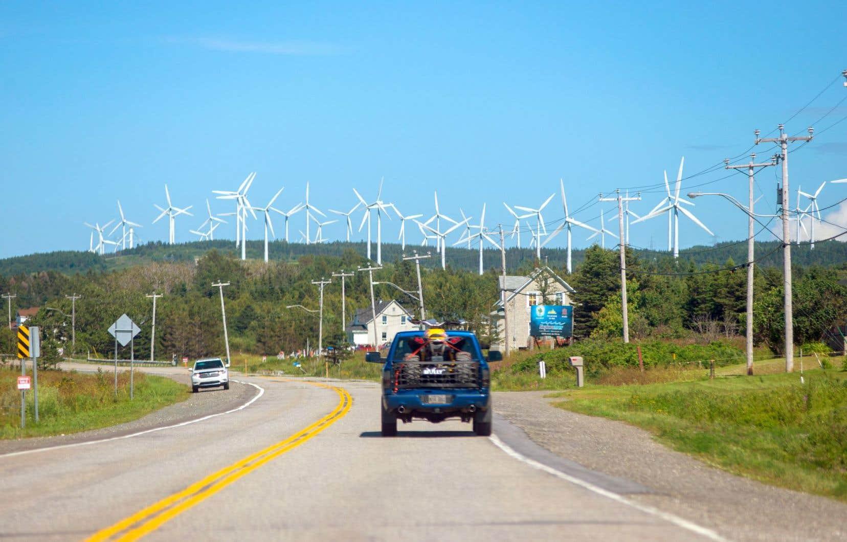 La capacité de ces sources d'énergie — éolienne, solaire et de la biomasse — a été multipliée par plus de six entre 2005 et 2015.