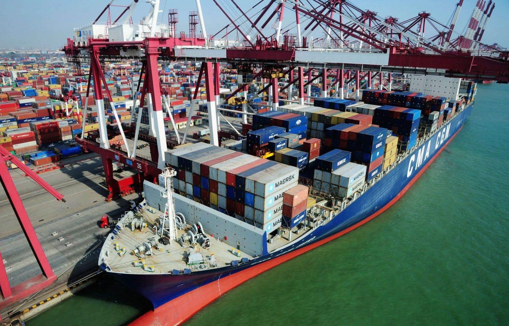 Le PTP regroupe aujourd'hui 12 pays de part et d'autre du Pacifique, dont les États-Unis, mais pas la Chine, alors que le PERG rassemble les 16 économies dites de l'ASEAN plus 6 (Chine, Corée du Sud, Japon, Inde, Australie et Nouvelle-Zélande).