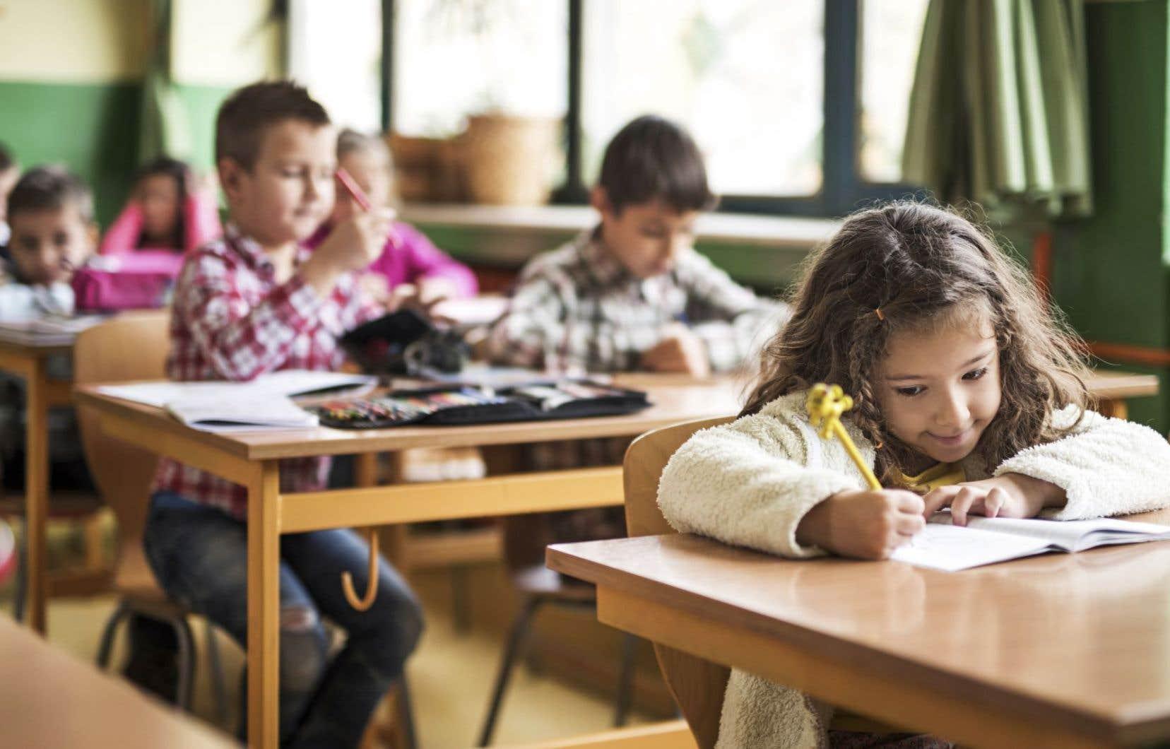 Selon l'auteur, les «privatisations» de l'école publique affectent directement la réussite des autres élèves.