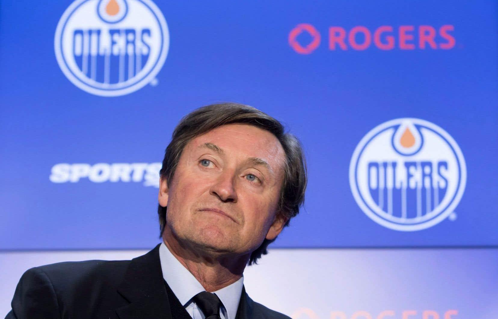 C'est maintenant à McDavid, récemment nommé capitaine des Oilers, de bien exploiter son potentiel, croit Wayne Gretzky.