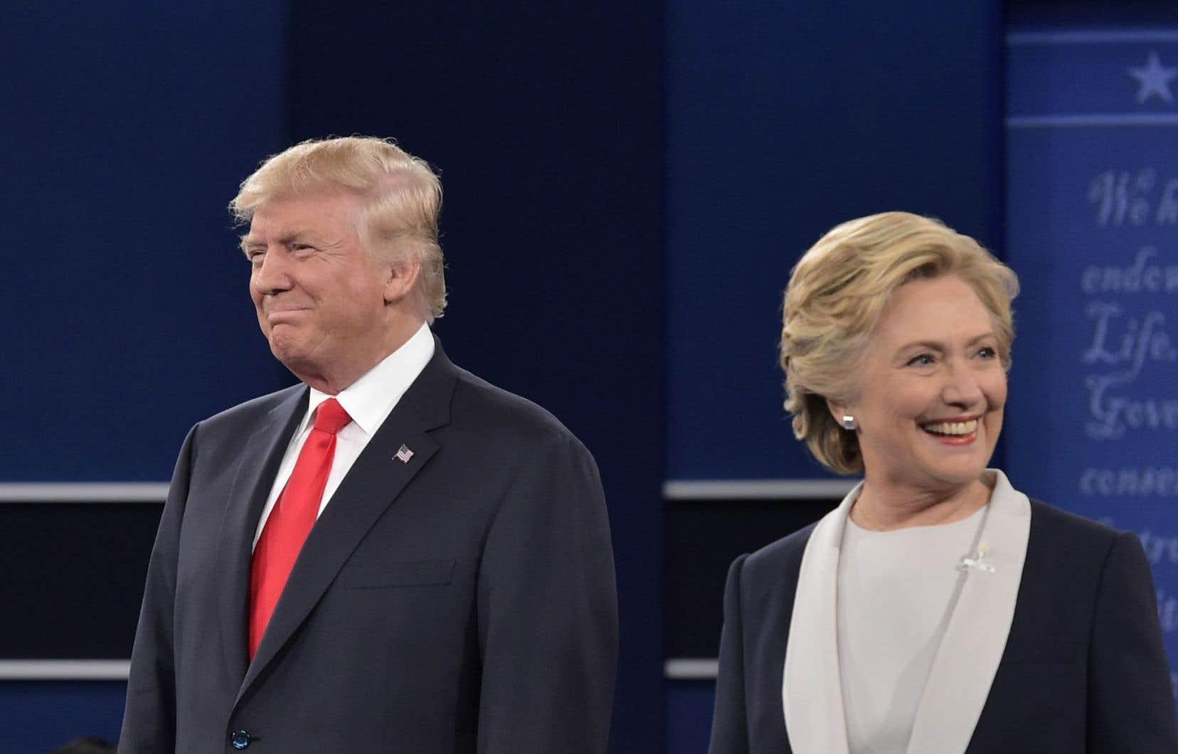 Cette fois, Trump se servira sans doute des révélations de WikiLeaks pour embarrasser sa rivale, estiment des analystes.