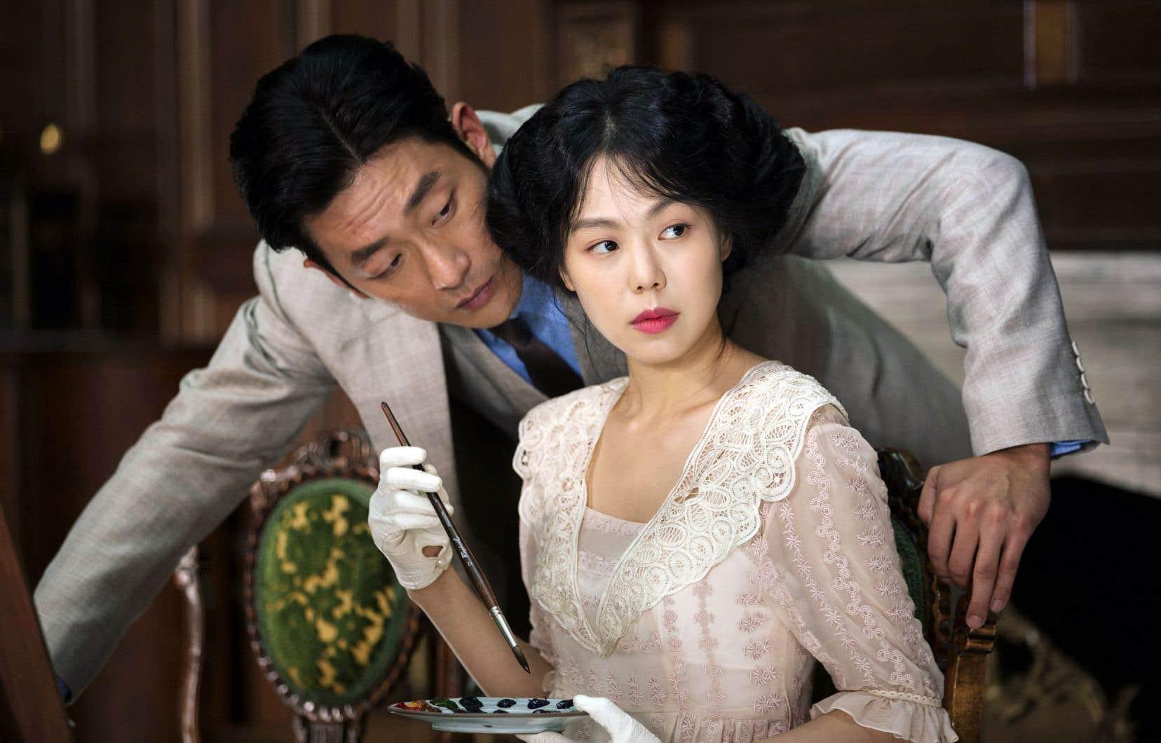 Le cinéaste Park Chan-wook, dont le film «Mademoiselle» sort au Québec le 28octobre, est l'un des fers de lance du renouveau du cinéma sud-coréen.