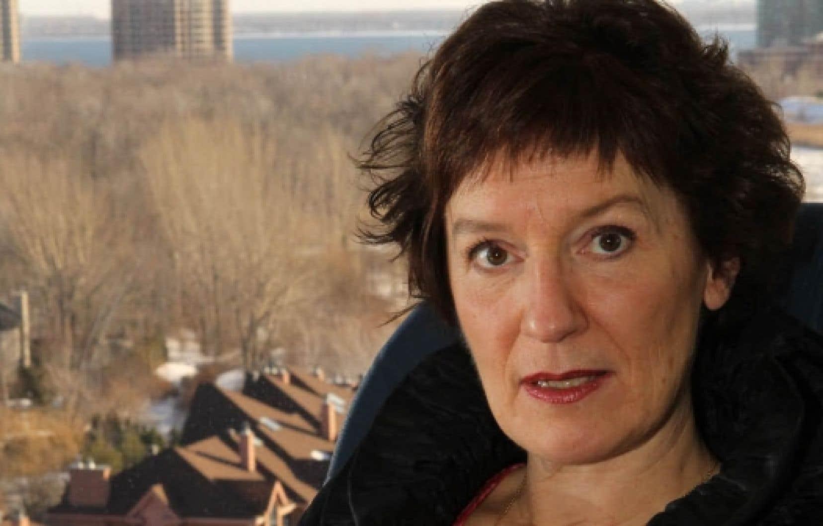 L'avocate Renée Dupuis, ex-présidente de la Commission des revendications particulières des Indiens