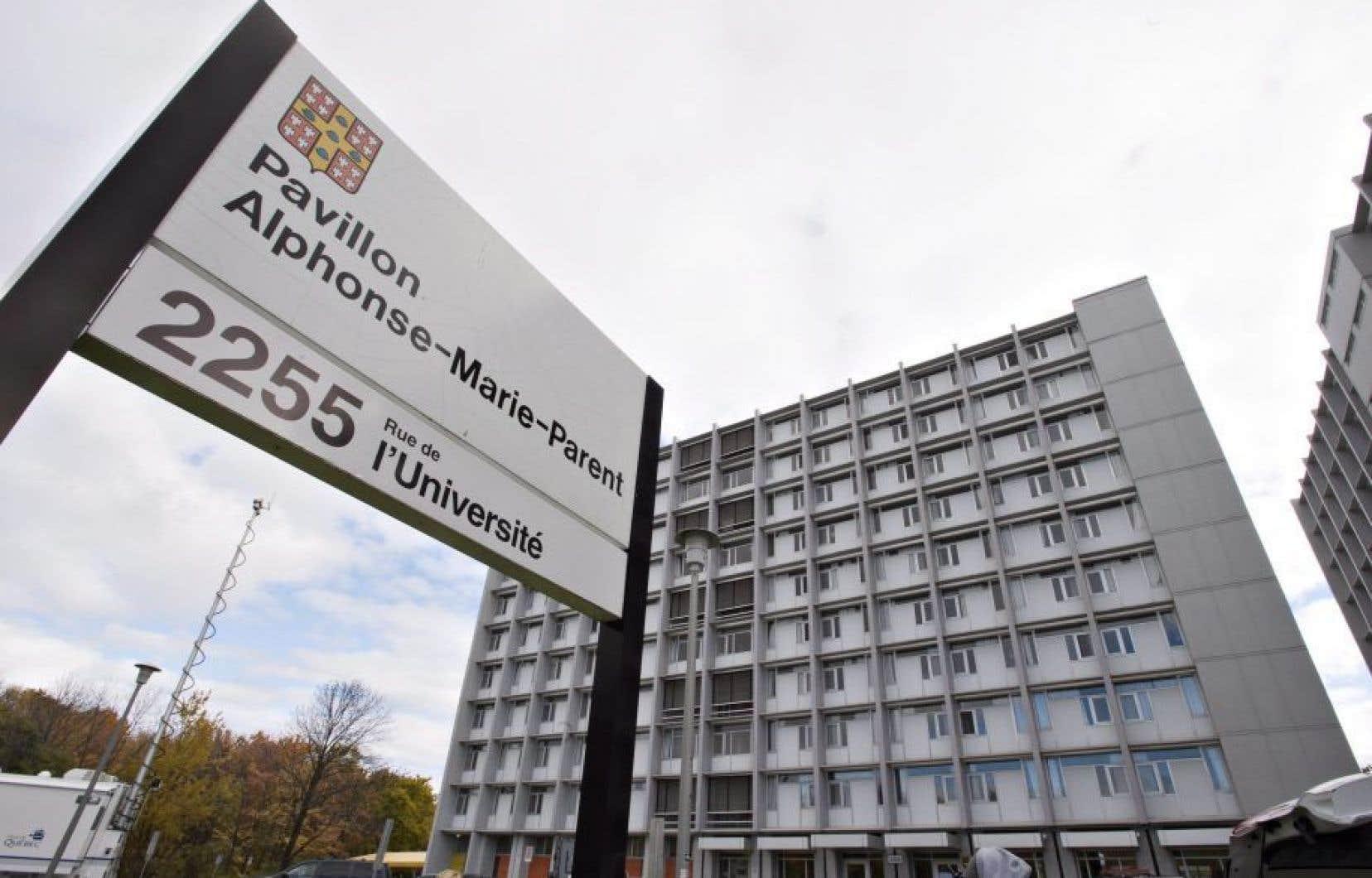 Le SPVQ enquête depuis une semaine sur une série d'agressions qui auraient eu lieu dans la nuit du 15 octobre, à l'Université Laval.