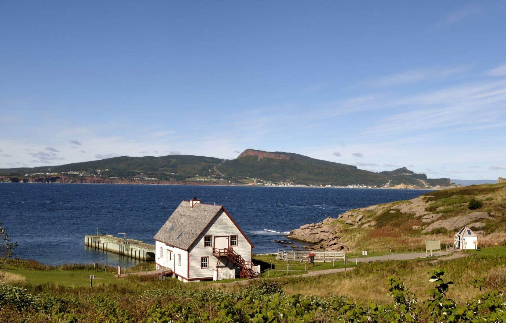 «Les pouvoirs publics doivent prendre conscience des atouts et du potentiel d'avenir de la Gaspésie», écrit l'auteur.