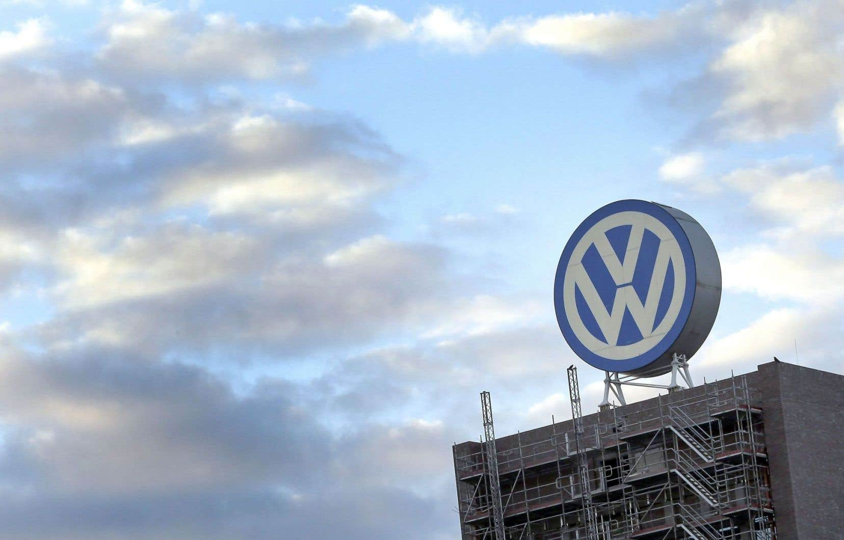 Les ventes de Volkswagen aux États-Unis ont chuté de 13 % sur un an entre janvier et août.