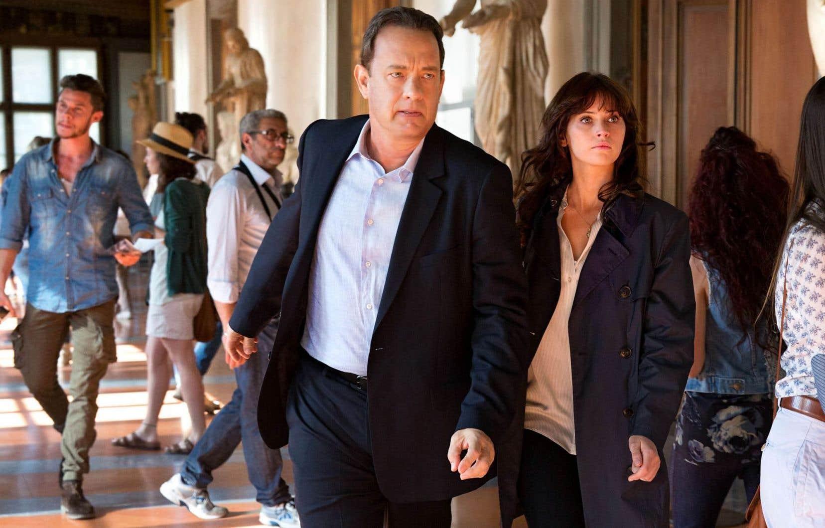 Revoilà Tom Hanks à bord des aventures rocambolesques du symbologiste Robert Langdon.