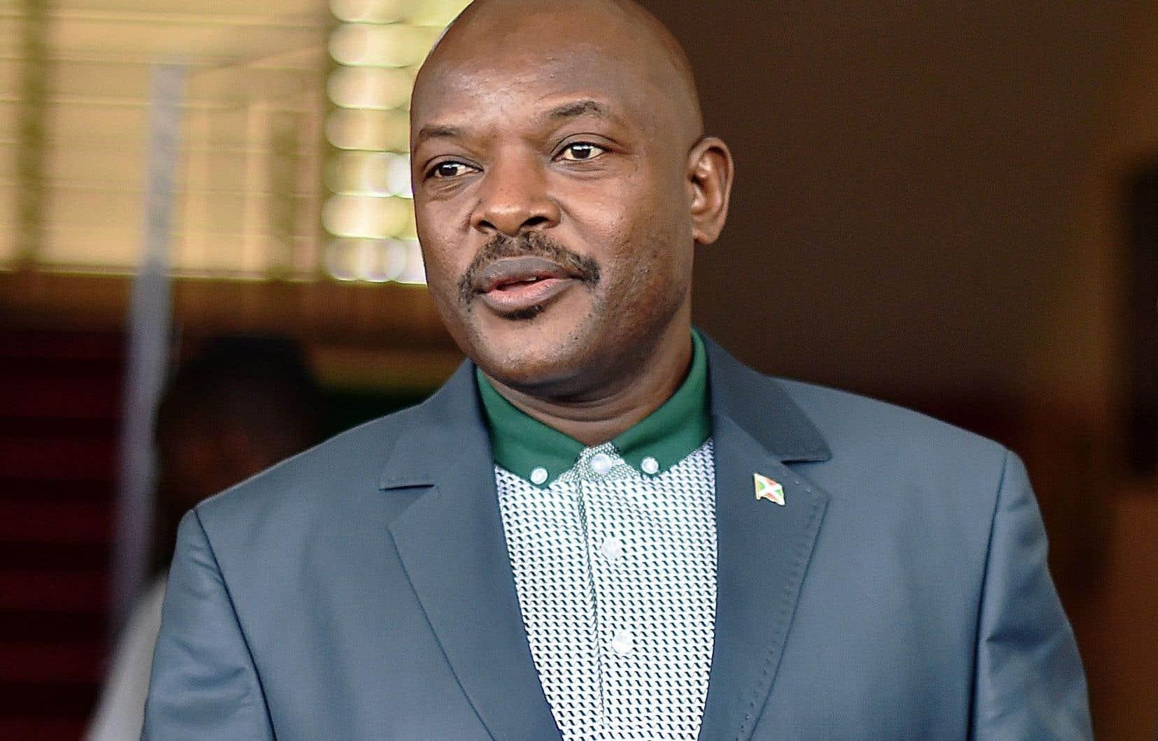 Le Burundi est plongé dans une grave crise depuis que le président Pierre Nkurunziza a annoncé en avril 2015 sa candidature à un troisième mandat.