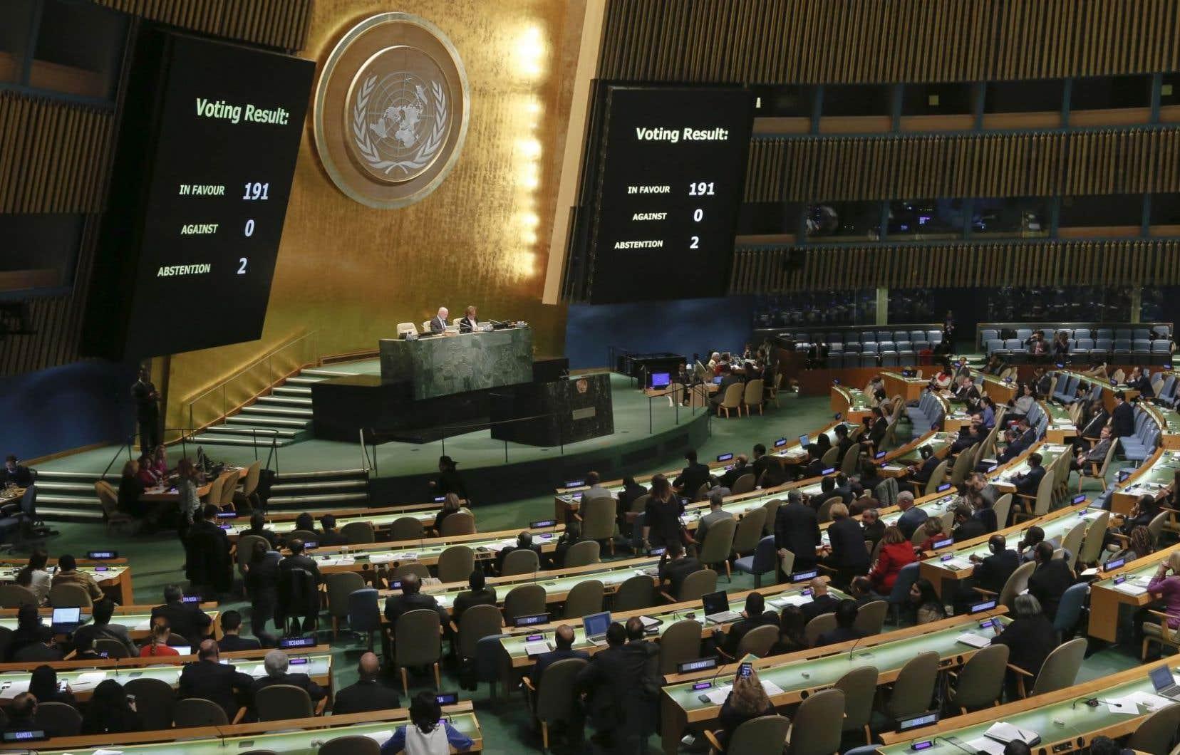 Le Conseil, créé en 2006 et siégeant à Genève, est l'organe principal du système onusien en matière de droits de la personne.