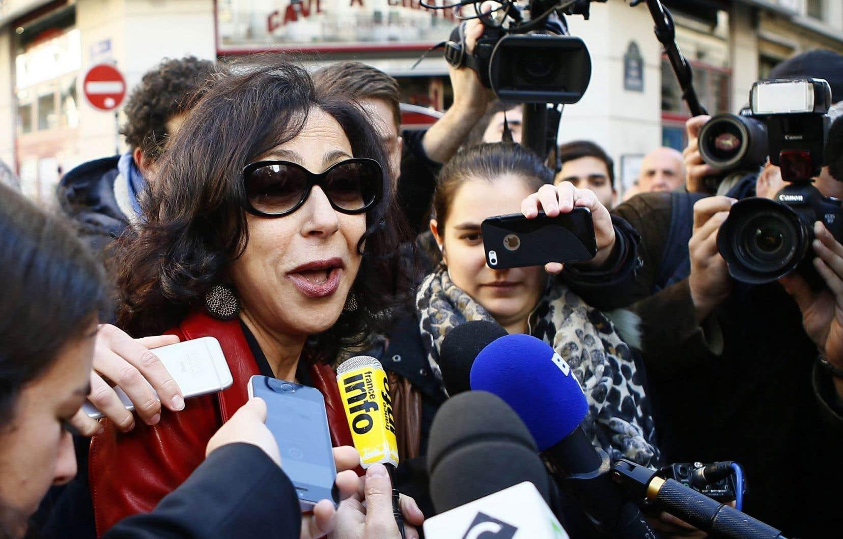 La dramaturge française Yasmina Reza a décroché le prix Renaudot pour «Babylone».