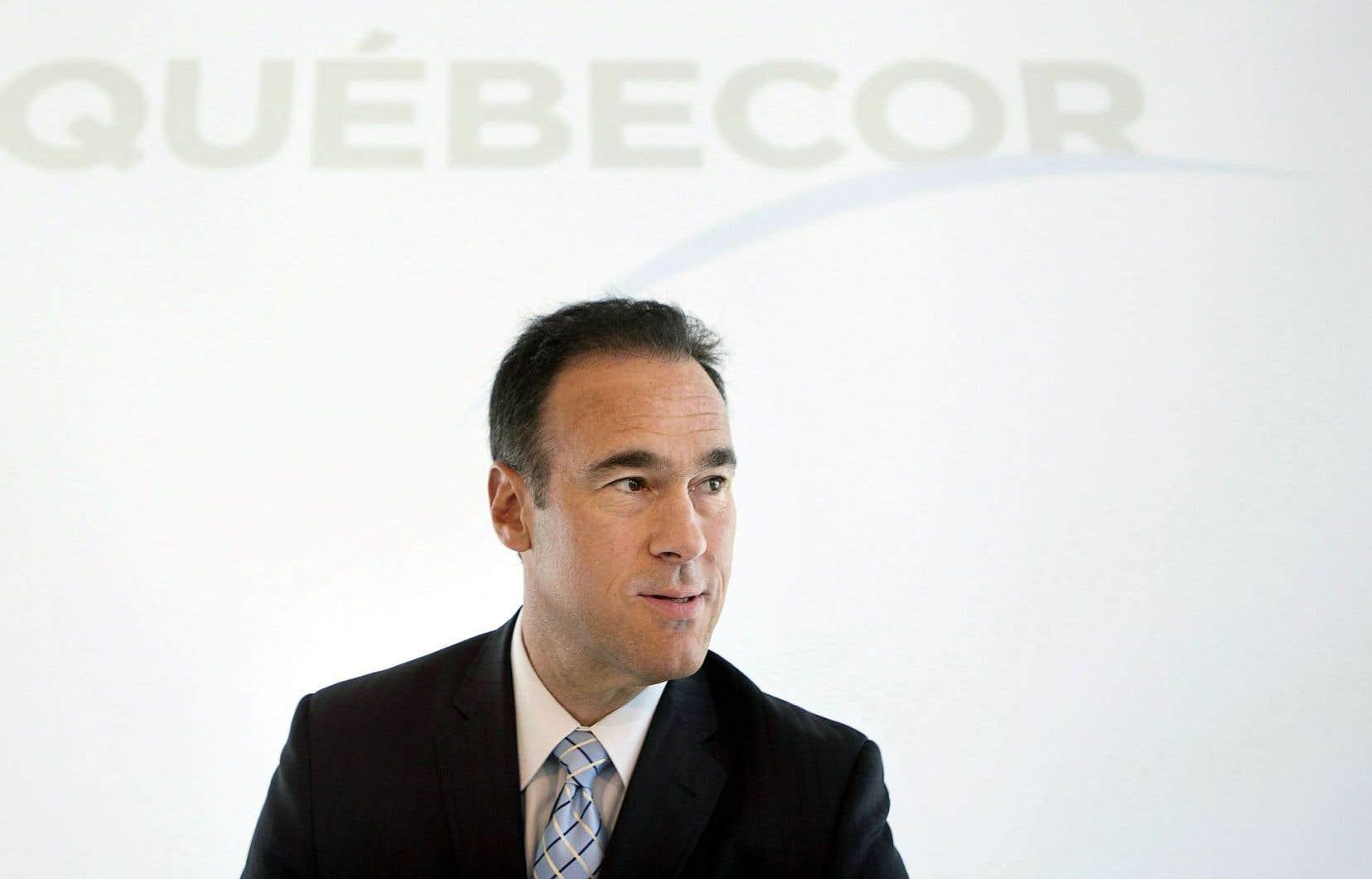 Le président et chef de la direction de Québecor, Pierre Dion, a laissé entendre qu'il n'avait guère le choix de prendre cette «décision difficile» et qu'il lui fallait accroître la productivité.