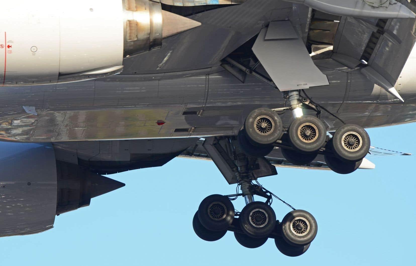 Héroux-Devtek est l'unique fournisseur des trains d'atterrissage des appareils 777 et 777X de Boeing.