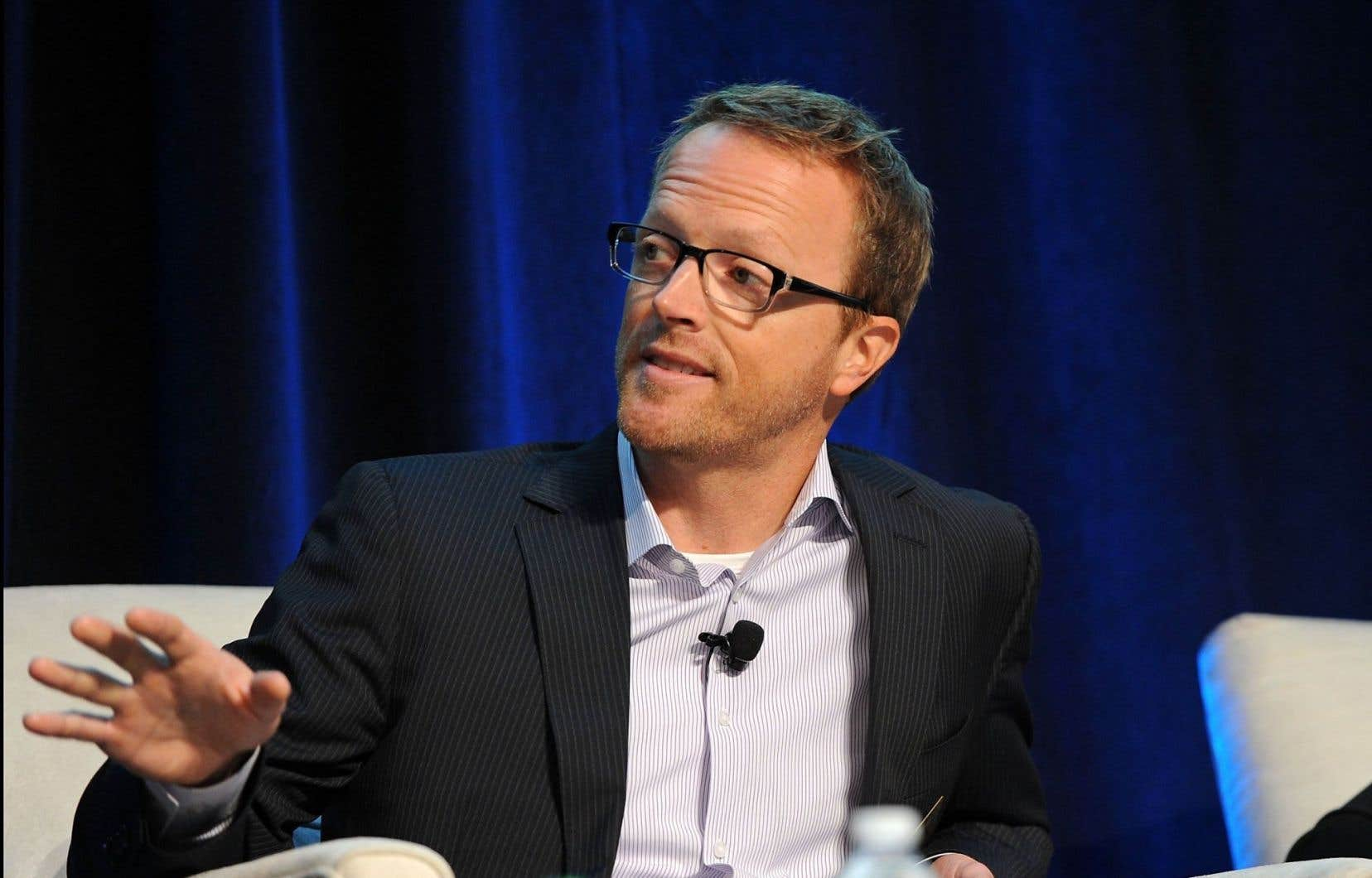 Scott Sanborn, président et chef de la direction de la fintech californienne Lending Club