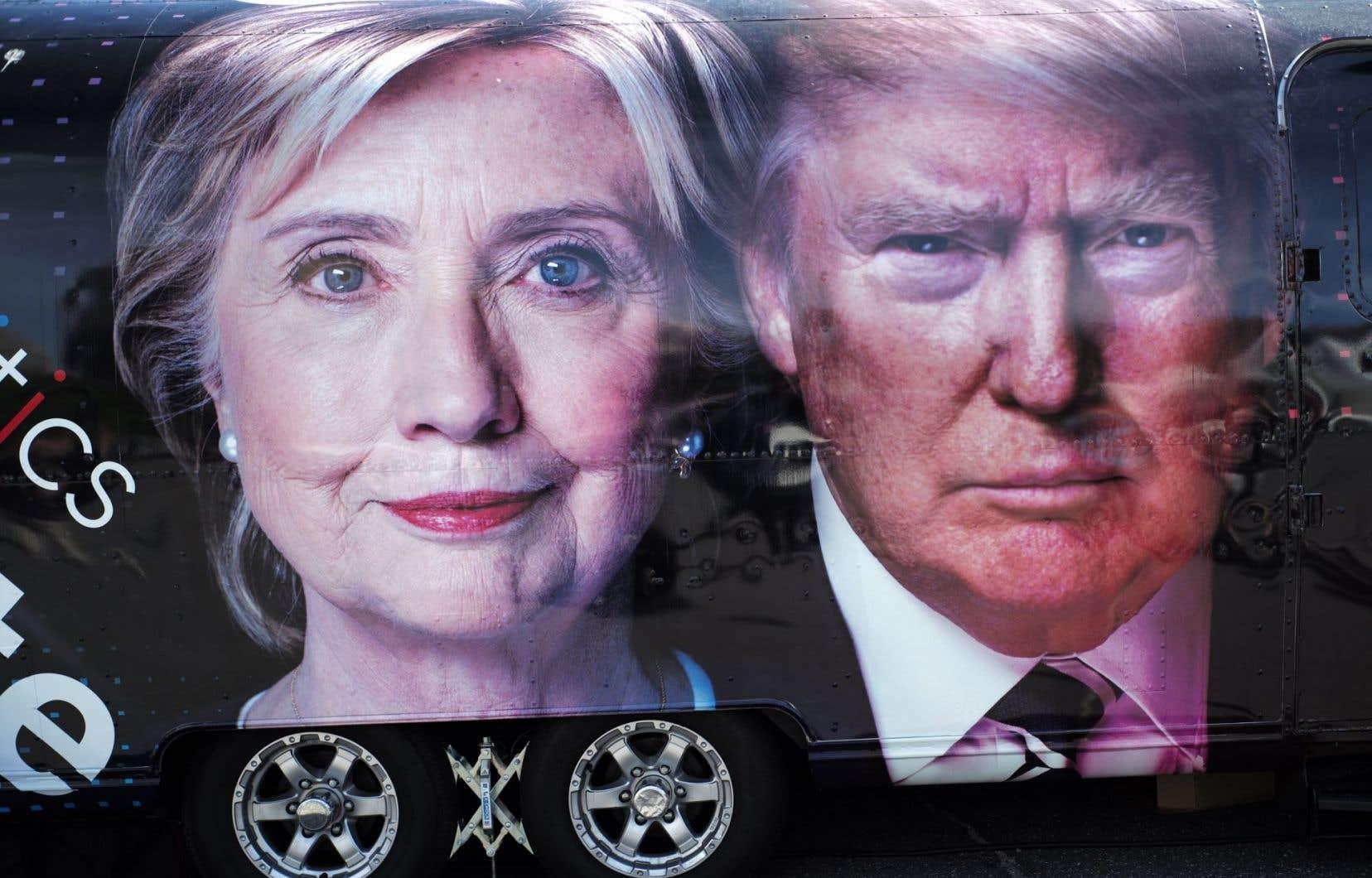 Les Américains décideront aujourd'hui qui, de la démocrate Hillary Clinton ou du républicain Donald Trump, dirigera la plus grande puissance mondiale au cours des prochaines années.