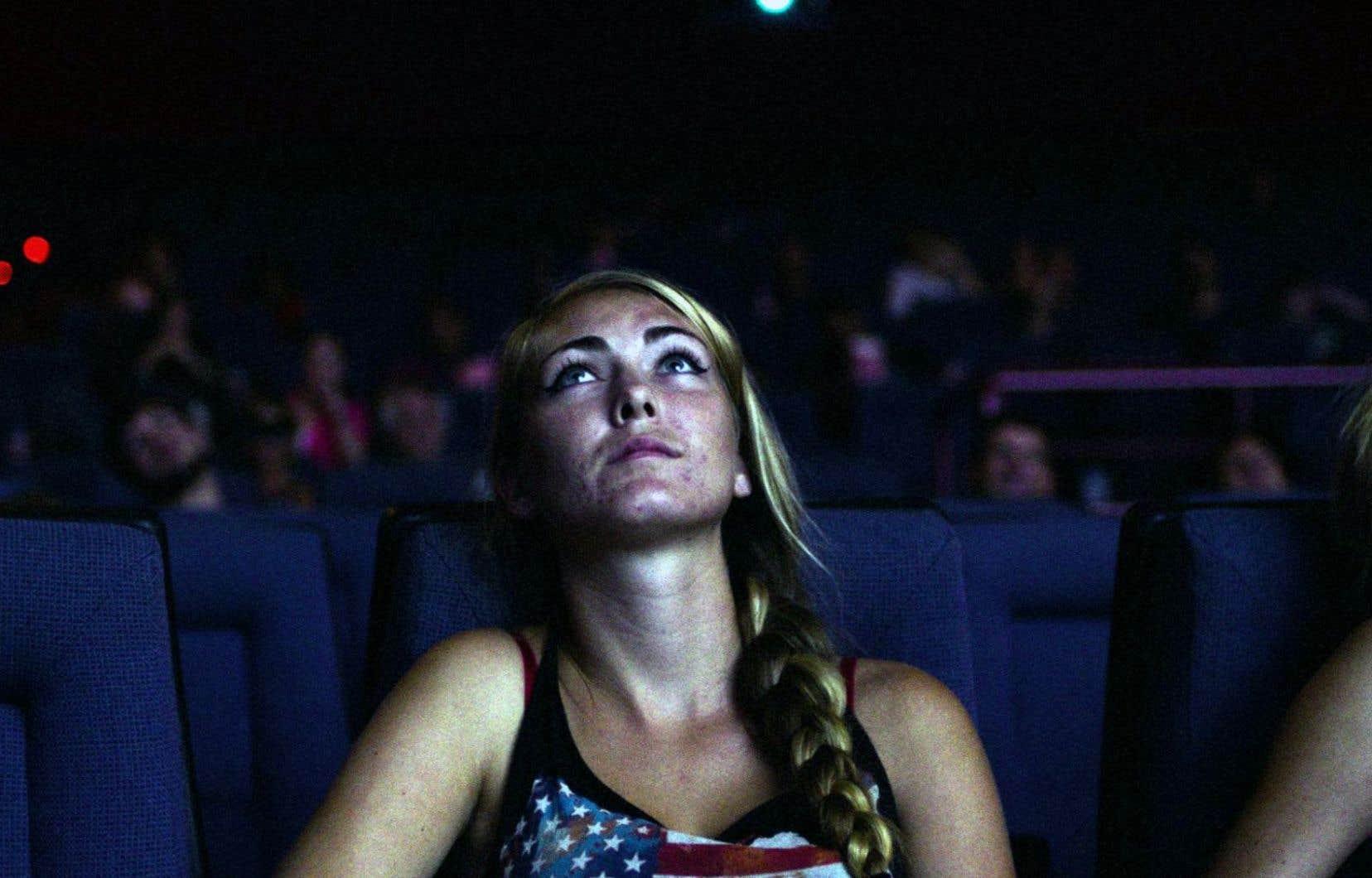 Extrait du documentaire «Dark Night», de Tim Sutton