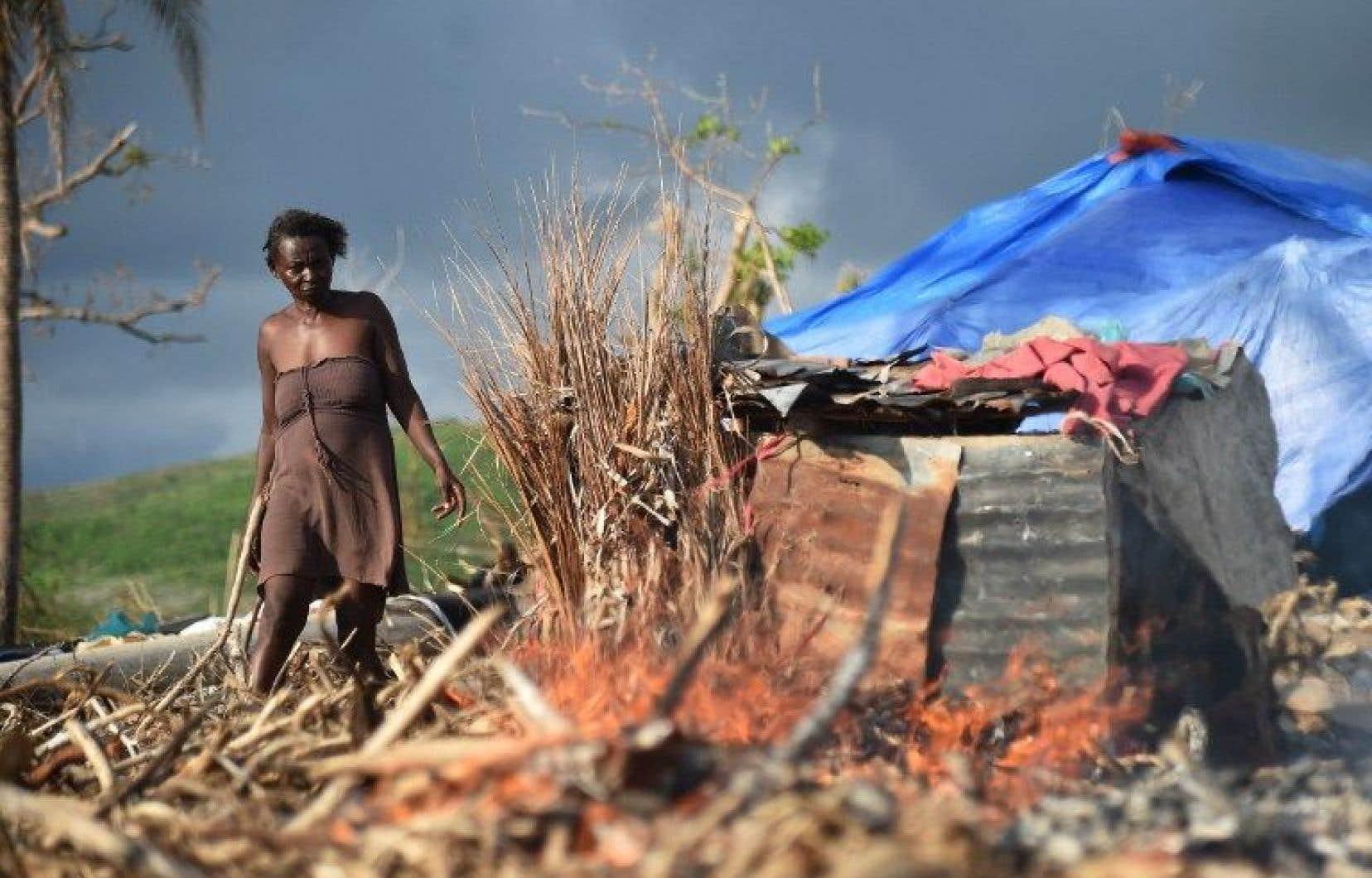 Catastrophes Naturelles 26 Millions De Personnes Plongees