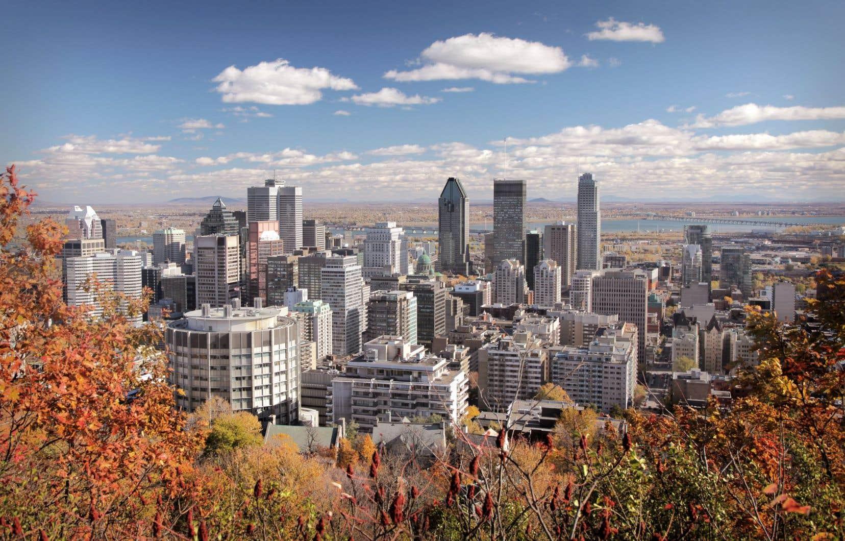 Montréal profite de la faiblesse du dollar canadien et de son impact tant sur les exportations, les services de transport que le tourisme.