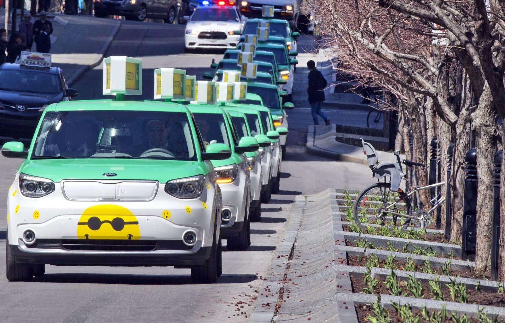 Les Entretiens Jacques Cartier organisent aussi la table ronde «Lorsque l'entrepreneur s'engage dans la cité: le cas de Montréal». Un des conférenciers sera Alexandre Taillefer, fondateur du taxi électrique Téo.