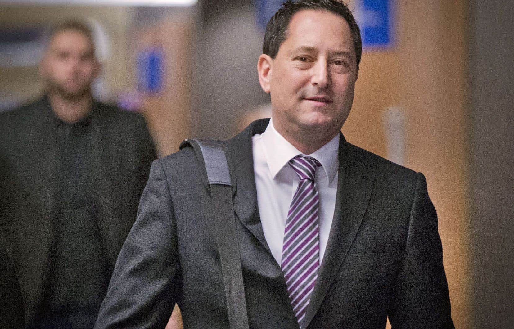 L'ex-maire par intérim de Montréal Michael Applebaum