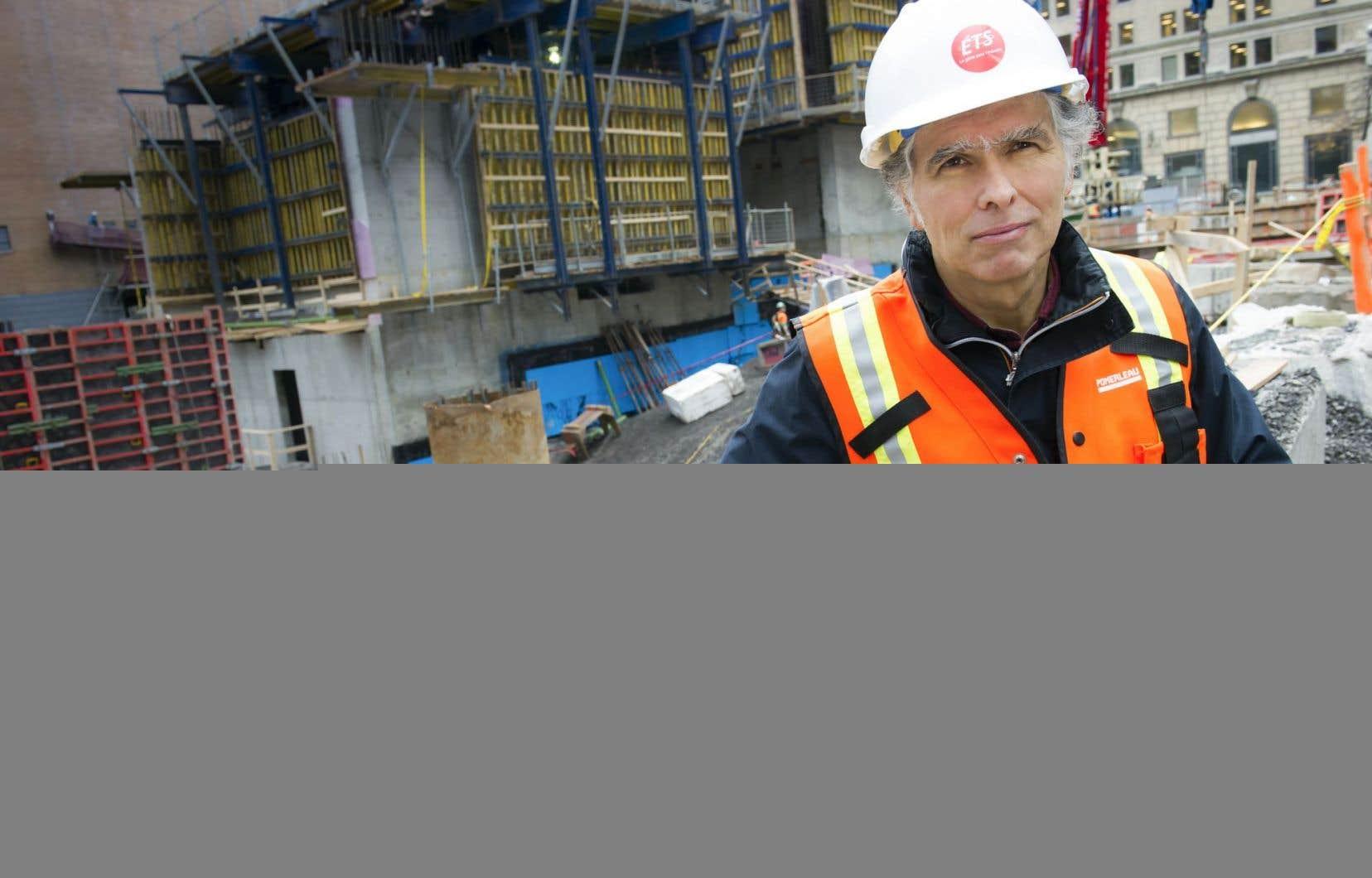«En Angleterre, ils pensent réduire les coûts de construction de 30% grâce au BIM. Sur le budget total de ce qui est dépensé au Québec, cela équivaudrait à plusieurs mégahôpitaux», illustre le professeur en gestion de projet au Département de génie de la construction de l'ETS, Daniel Forgues.