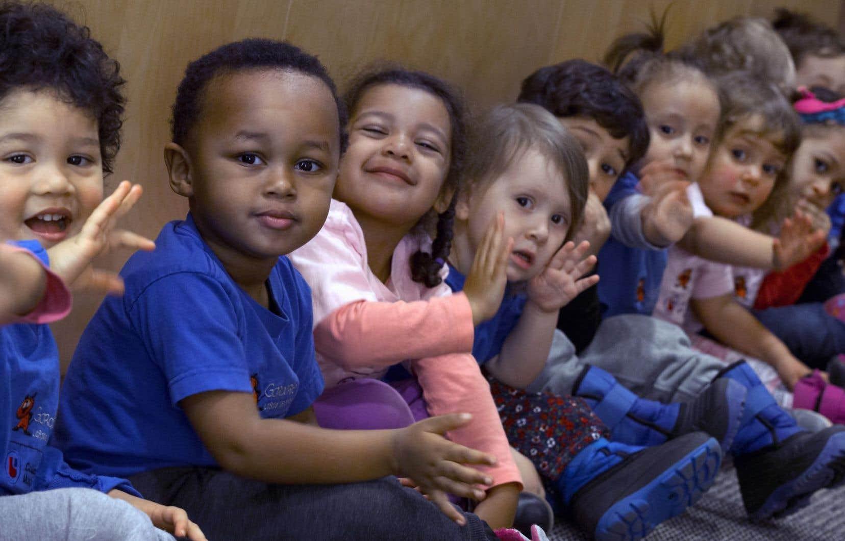 L'Observatoire des tout-petits estime que la violence «mineure» touche 44% des enfants de six mois à cinqans.
