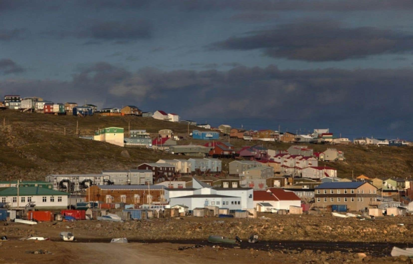 Les habitants millénaires du Grand Nord ressentent depuis plusieurs années les contrecoups du réchauffement climatique.