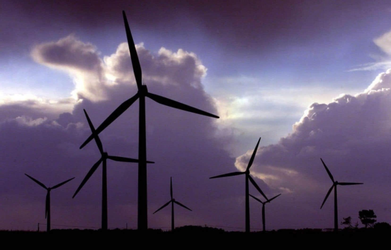 Le Québec est l'une des régions du globe les mieux équipées pour tirer avantage de l'éolien, estime Jean-François Nolet, chargé de l'élaboration des politiques pour le Québec et le Canada Atlantique auprès de l'Association canadienne de l'énergie éolienne.