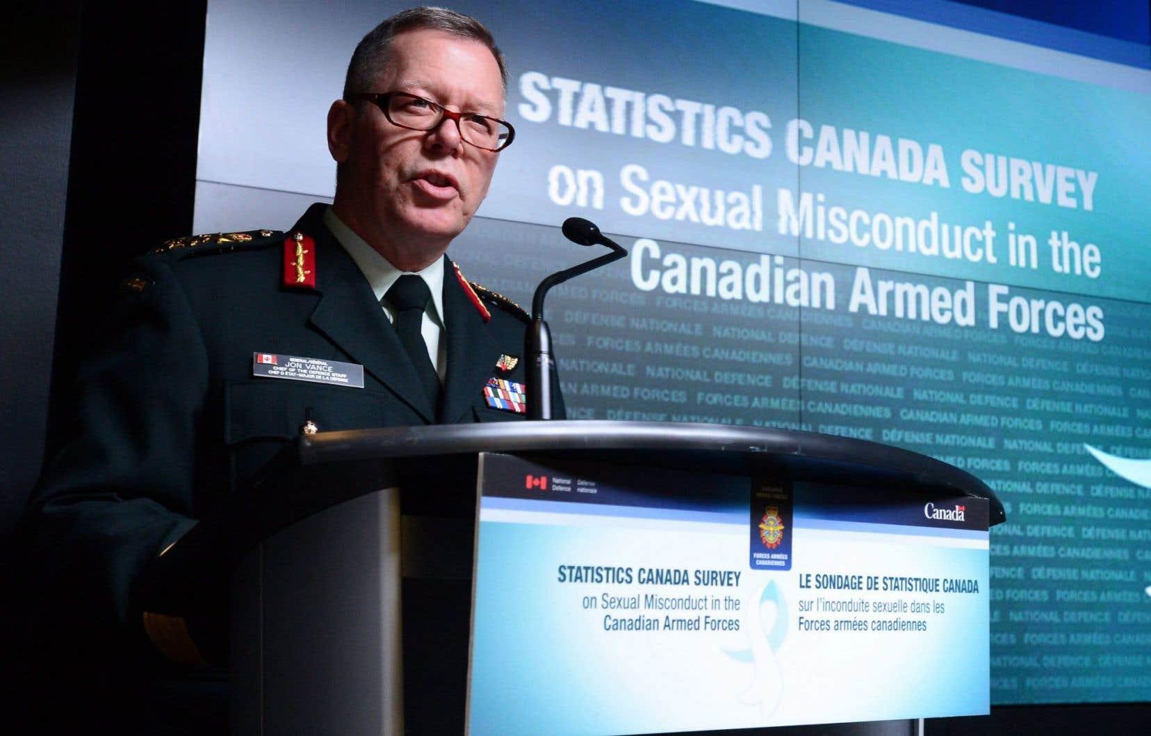 Le général Vance se dit «extrêmement déçu», d'autant que les 960 cas recensés se sont produits après qu'il avait donné l'ordre à ses troupes de changer leur comportement.