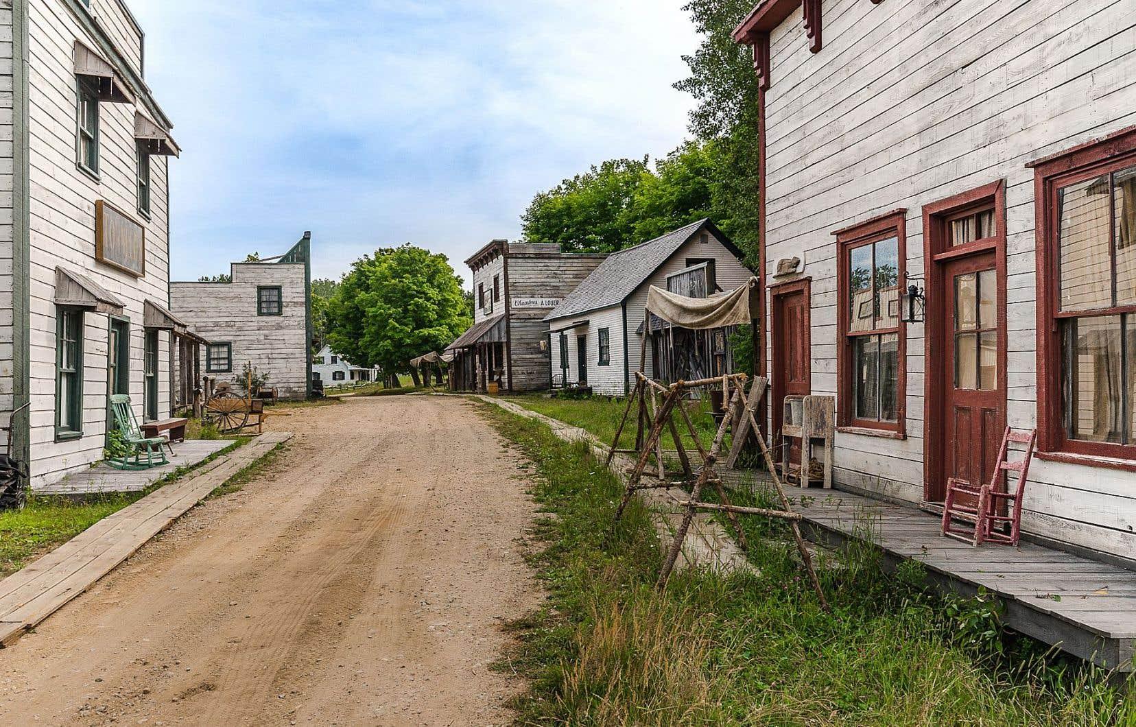 De nombreux films et téléséries ont été tournés dans ce village qui fut longtemps ouvert au public.