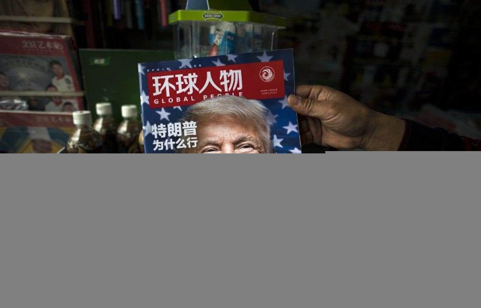 Les médias d'État chinois, eux, sont restés quasi-muets jusqu'à samedi soir sur l'appel controversé.