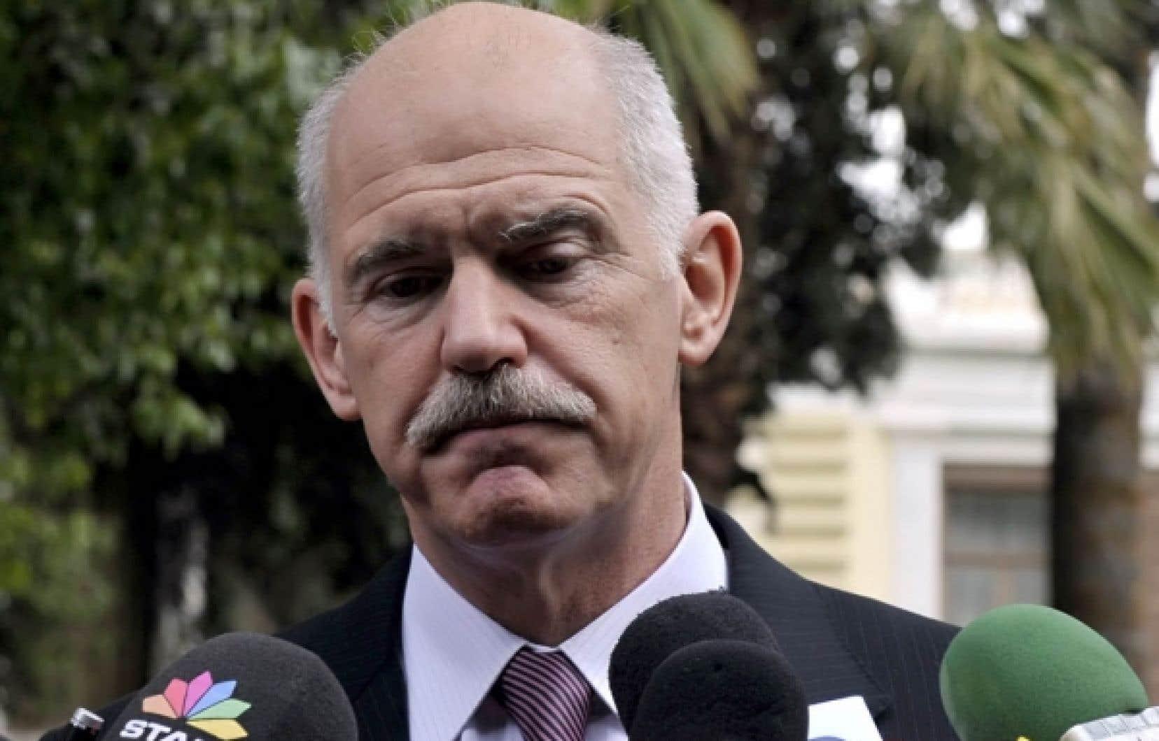 Les Européens ont unanimement salué les nouvelles mesures adoptées hier par le premier ministre grec George Papandreou pour économiser 4,8 milliards d'euros et tenir son objectif de réduction du déficit public cette année.