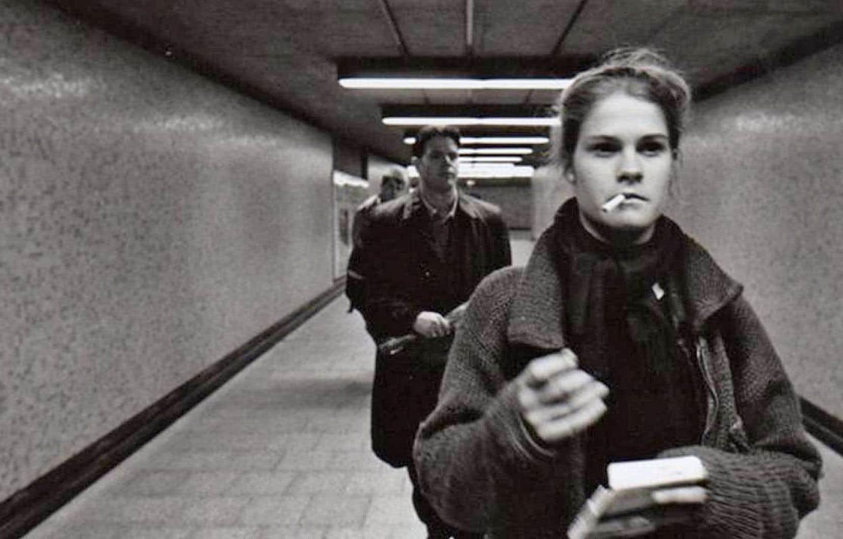 Scène du sketch «L'individu», dans le film «Cosmos»