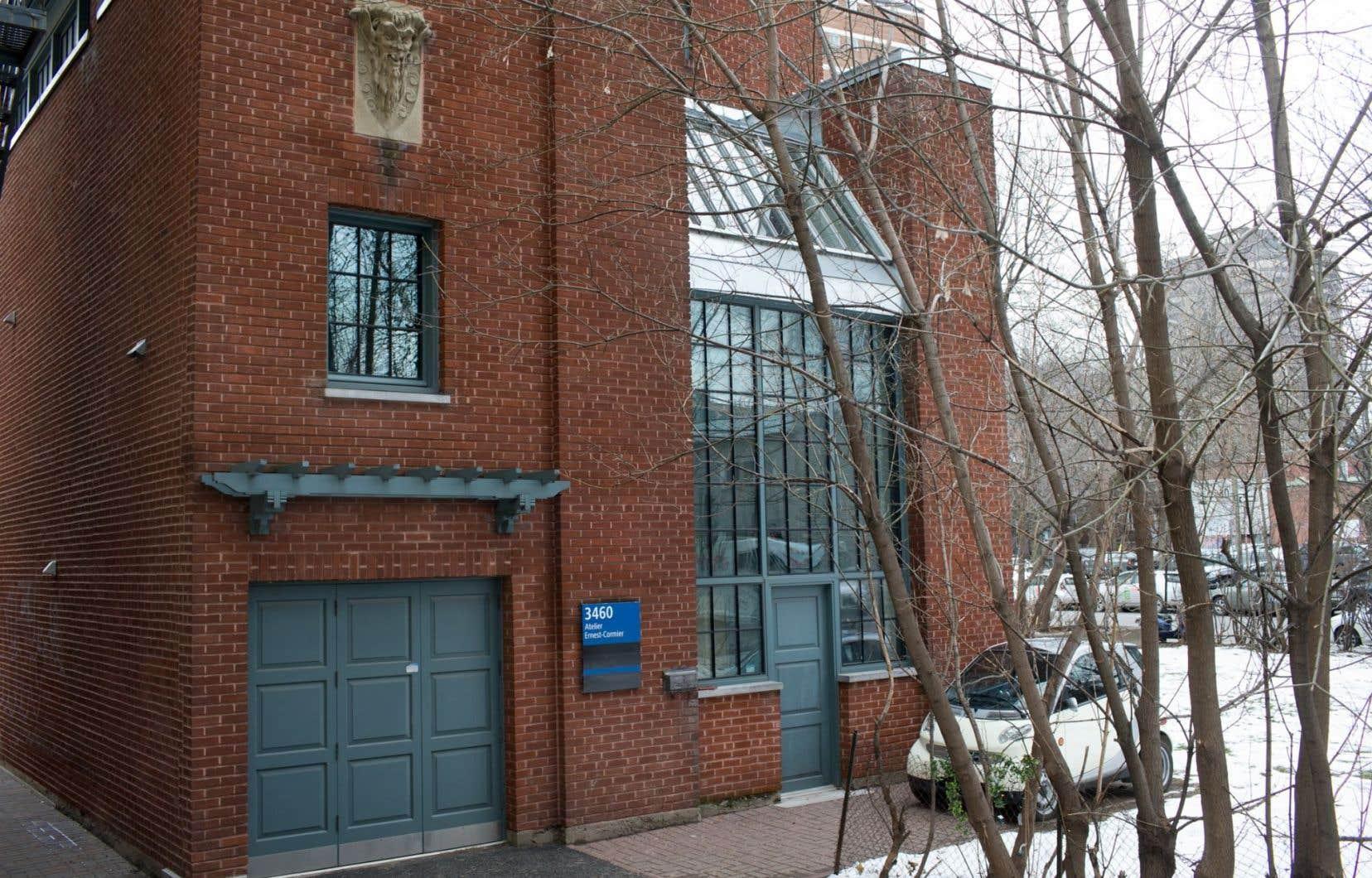 L'édifice Ernest Cormier pourrait être converti en résidence privée.