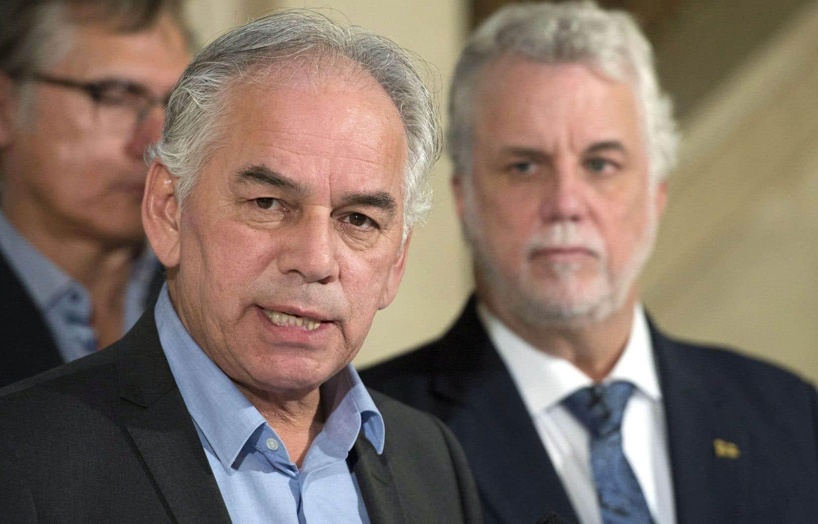 Ghislain Picard, chef de l'Assemblée des Premières Nations du Québec et du Labrador, a salué la décision du gouvernement de Philippe Couillard de créer une commission d'enquête sur le racisme systémique.